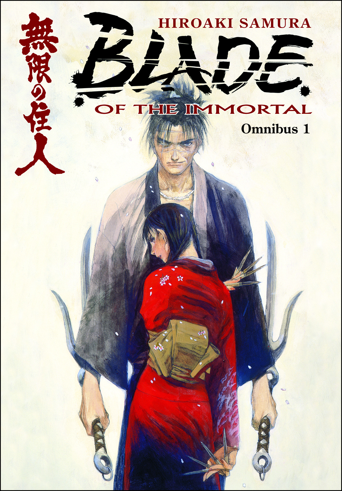 BLADE OF IMMORTAL OMNIBUS TP VOL 01 (CURR PTG) (MR)