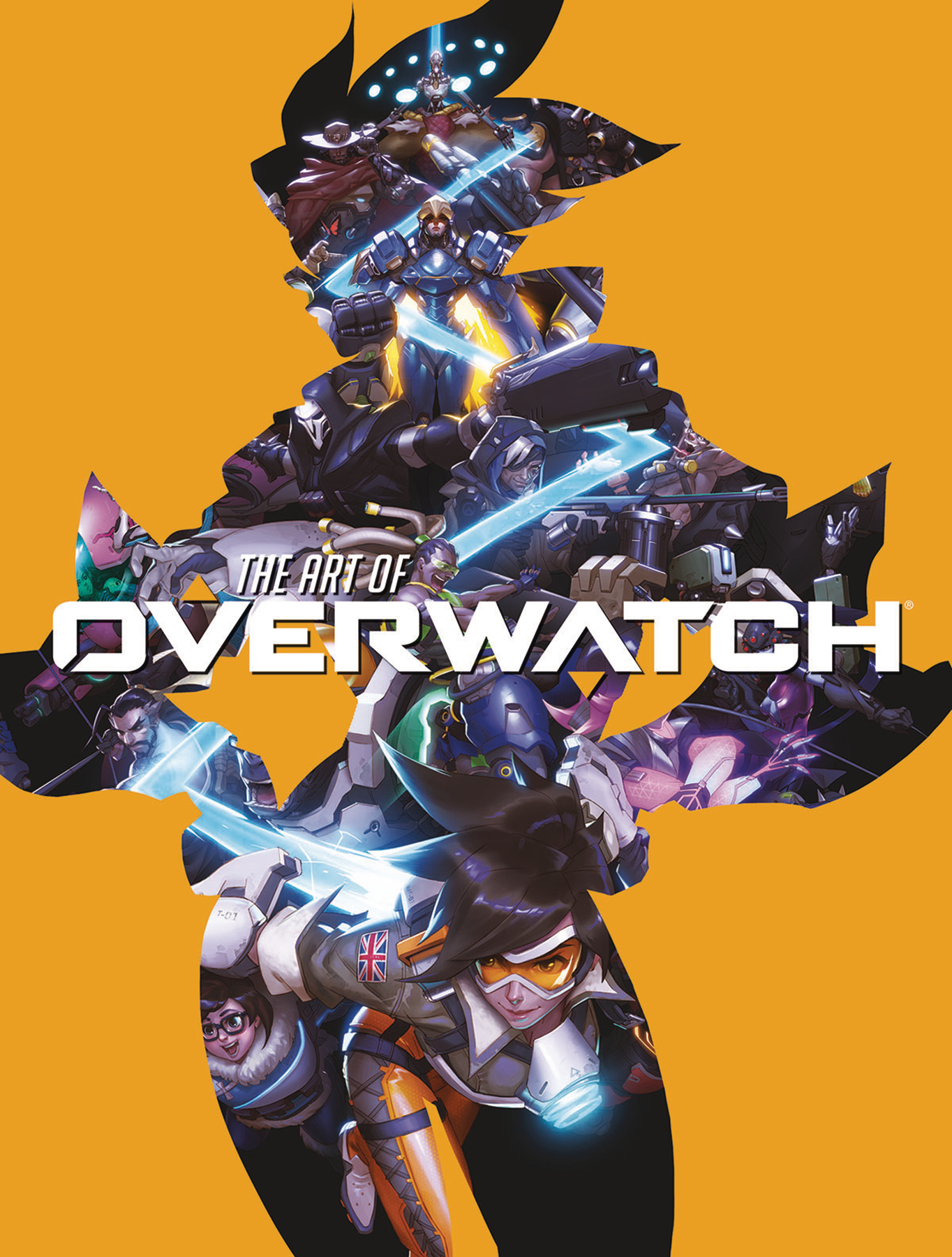 ART OF OVERWATCH HC LTD ED