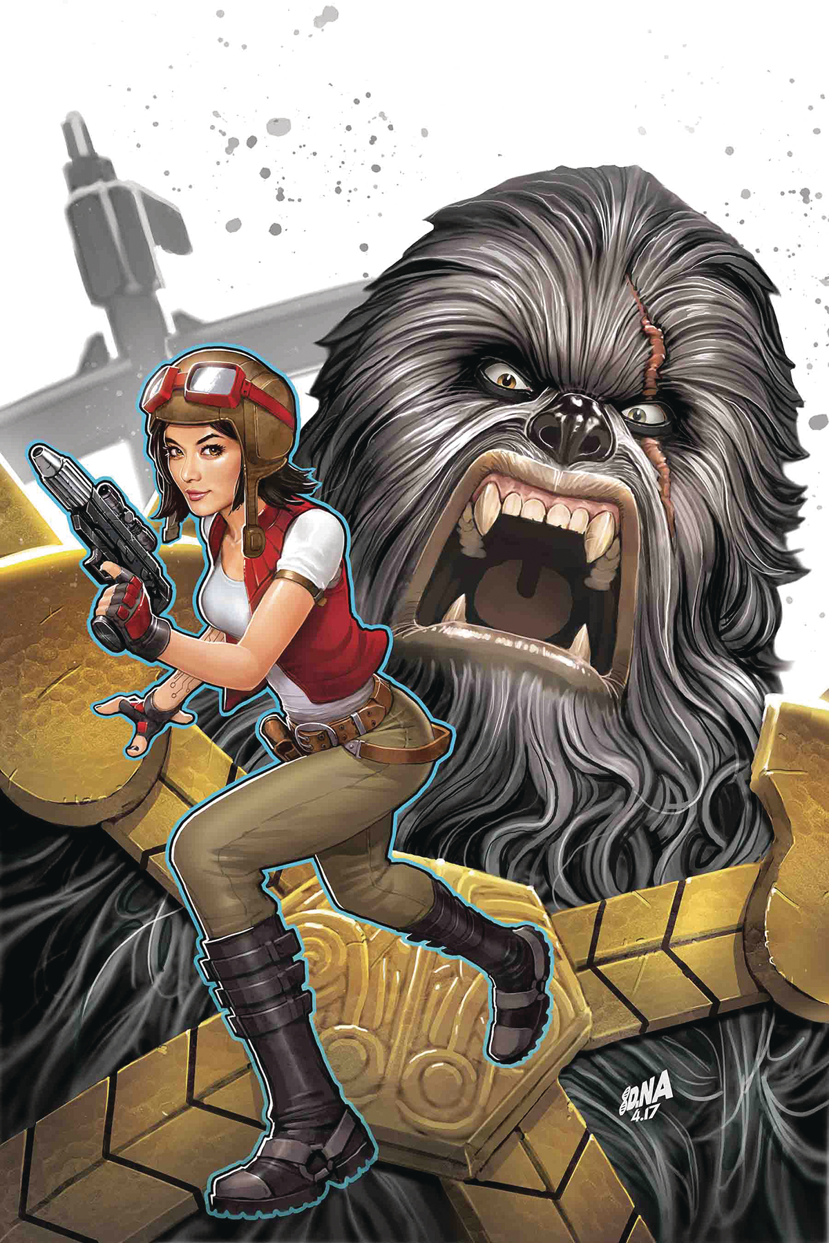 STAR WARS DOCTOR APHRA ANNUAL #1