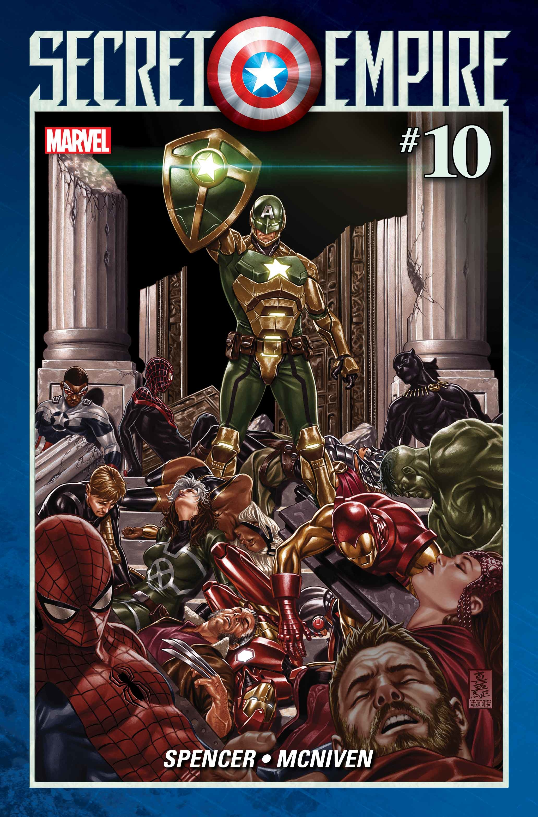 SECRET EMPIRE #10 (OF 10) SE