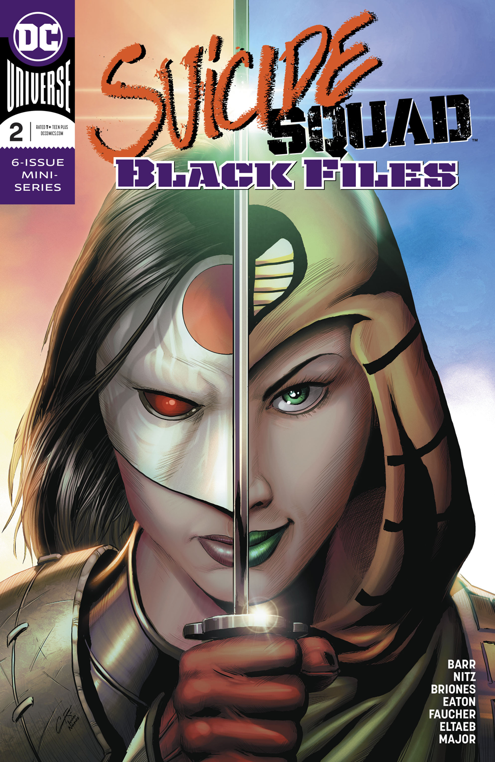 SUICIDE SQUAD BLACK FILES #2 (OF 6) (RES)