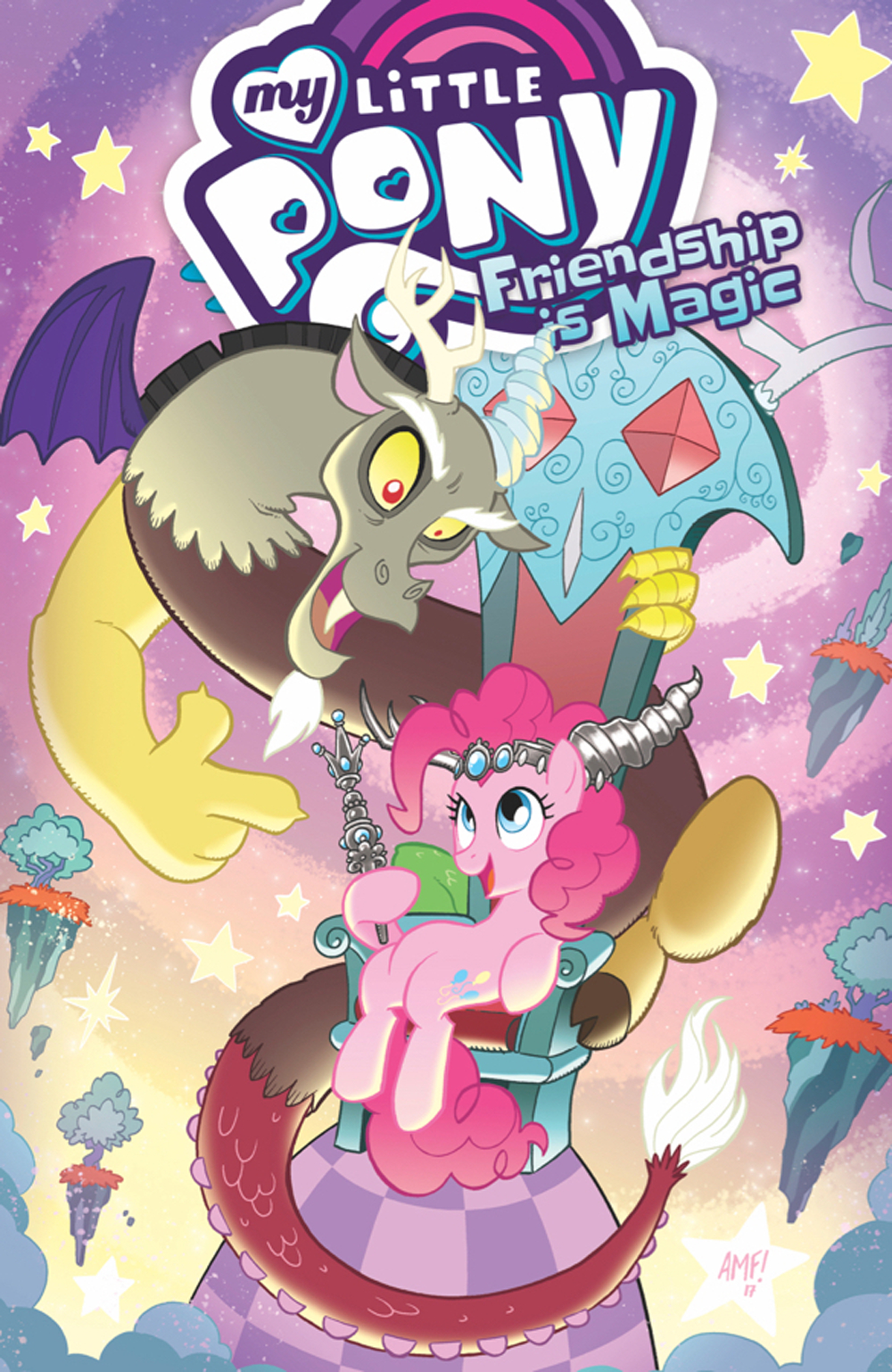 MY LITTLE PONY FRIENDSHIP IS MAGIC TP VOL 13 (SEP170518)