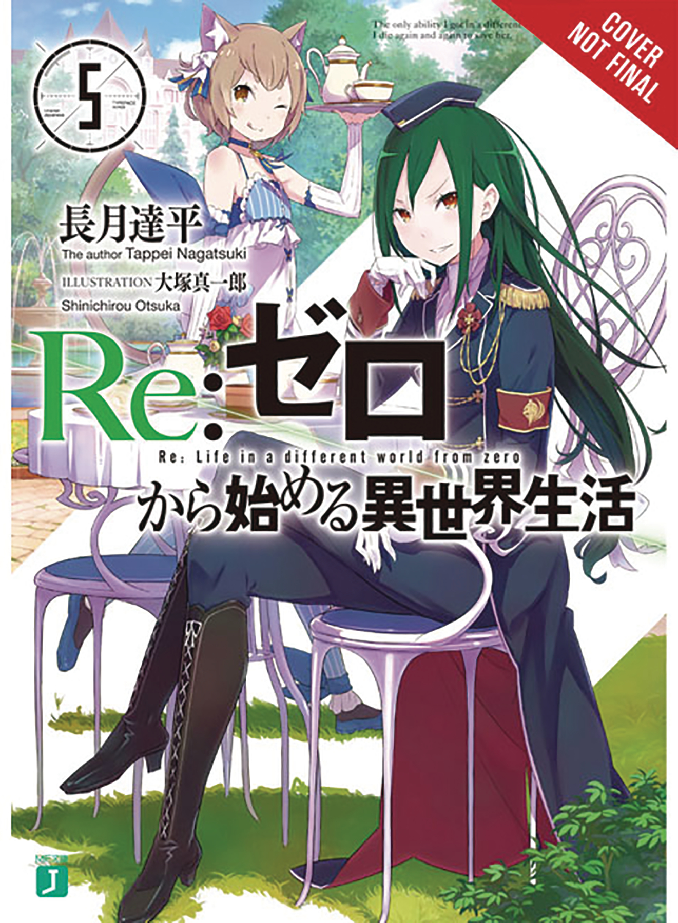 RE ZERO SLIAW LIGHT NOVEL SC VOL 05 STARTING LIFE ANOTHER WO