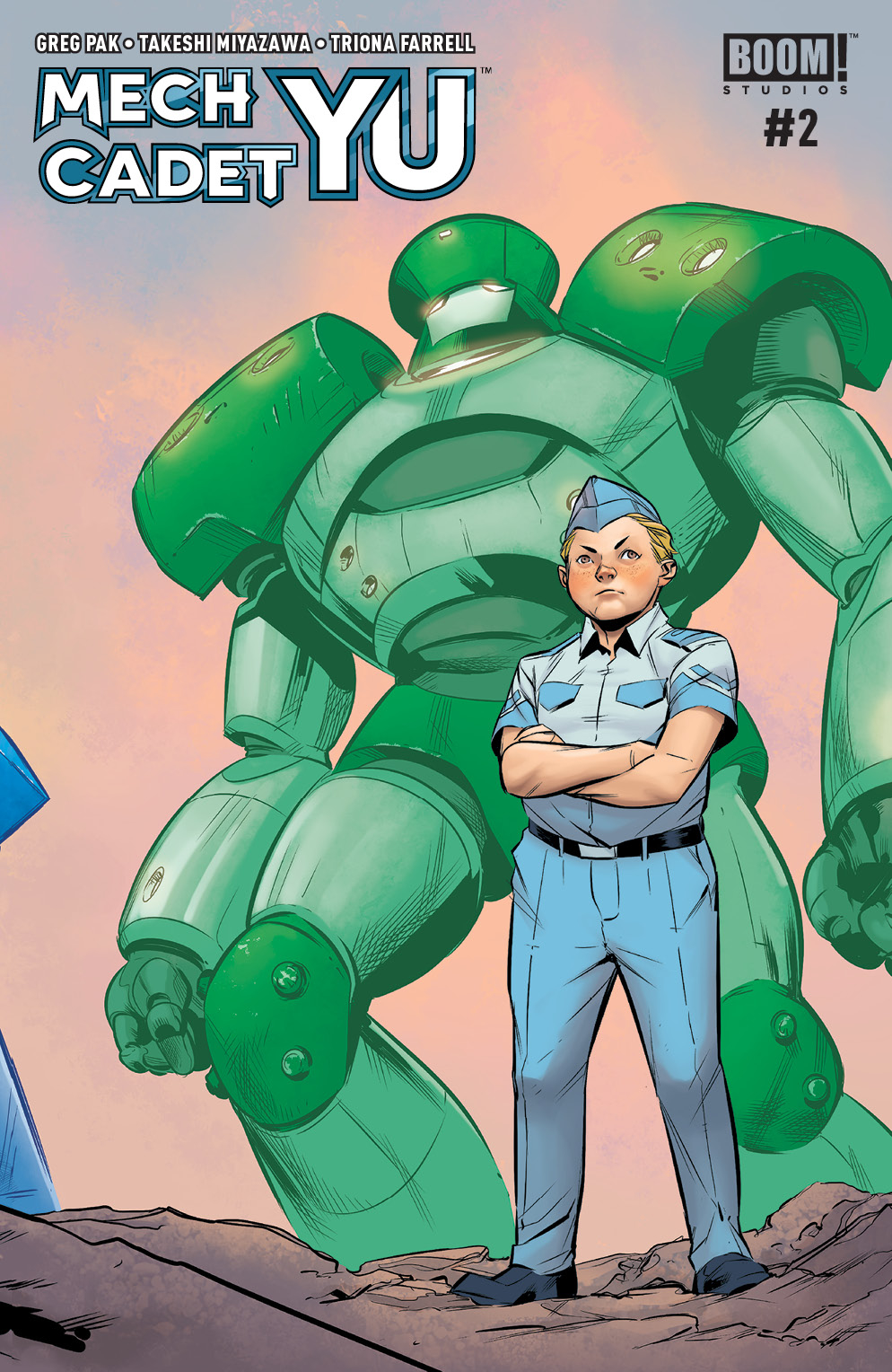 MECH CADET YU #2 SUBSCRIPTION TO VAR
