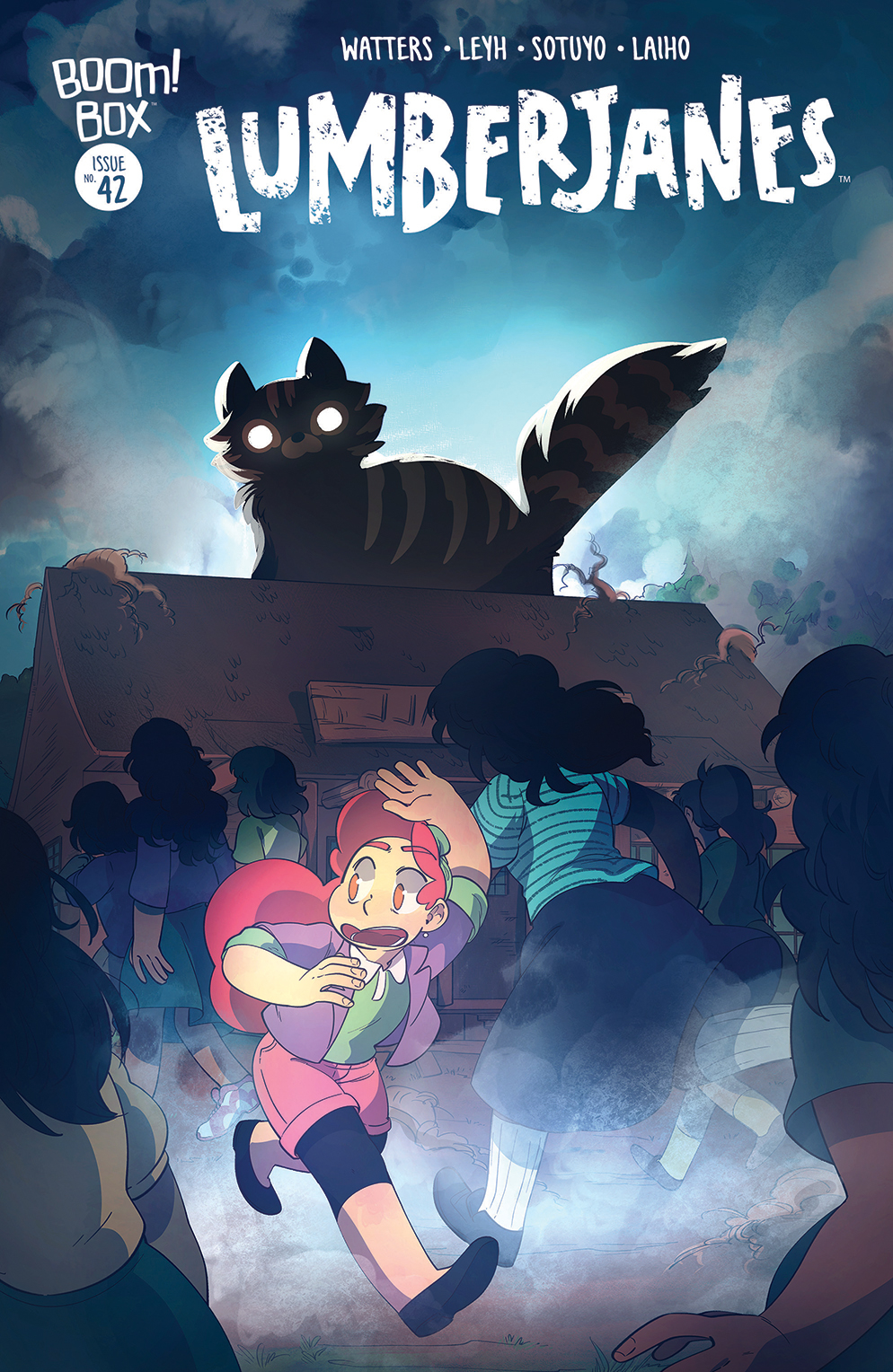 LUMBERJANES #42 SUBSCRIPTION SOTUYO VAR