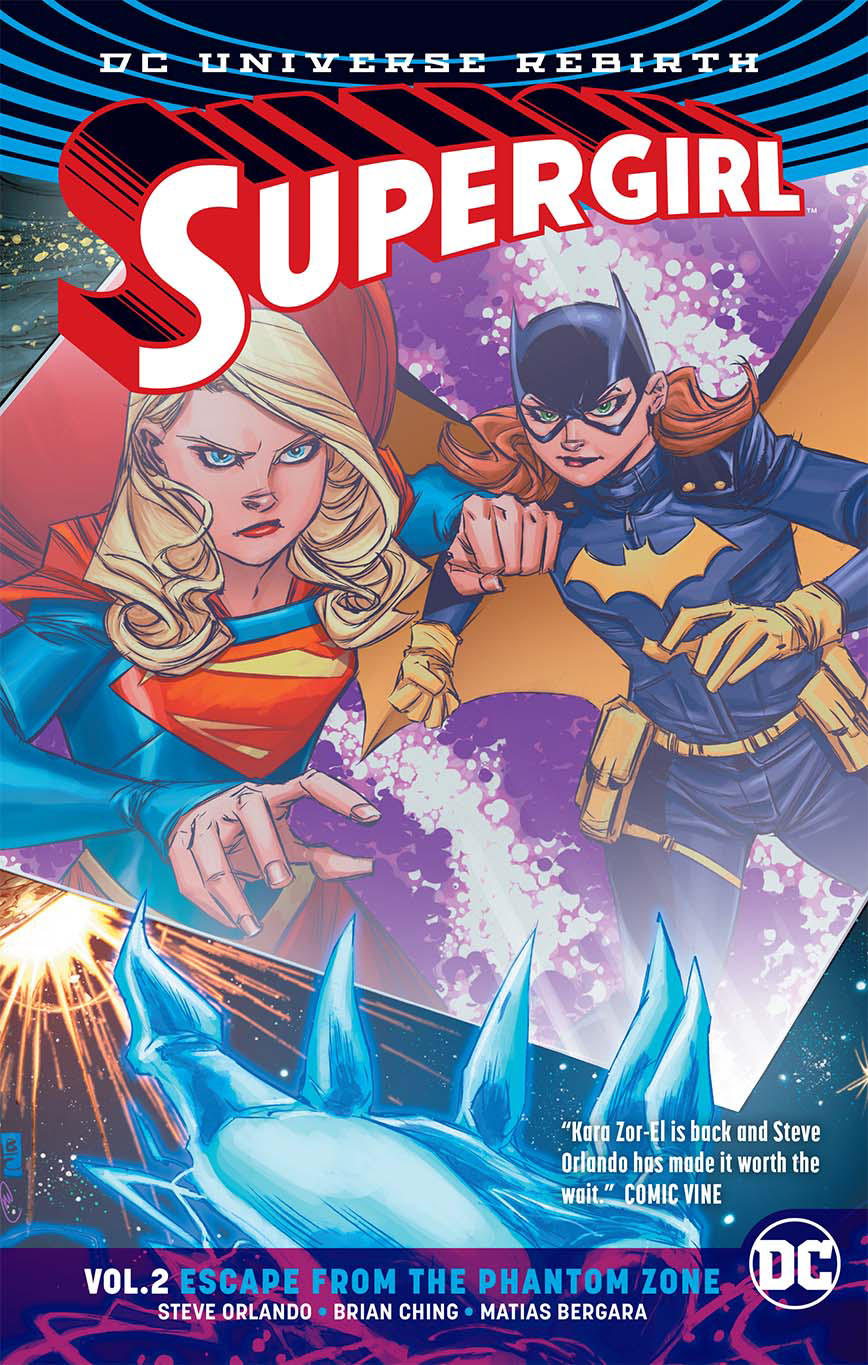SUPERGIRL TP VOL 02 ESCAPE FROM THE PHANTOM ZONE