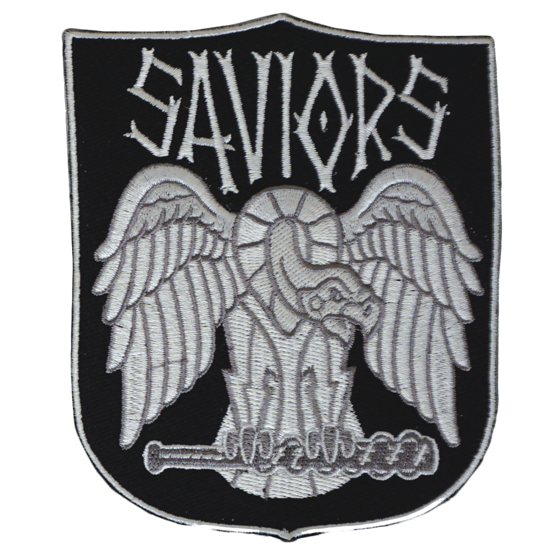 WALKING DEAD SAVIORS FACTION 4 INCH PATCH
