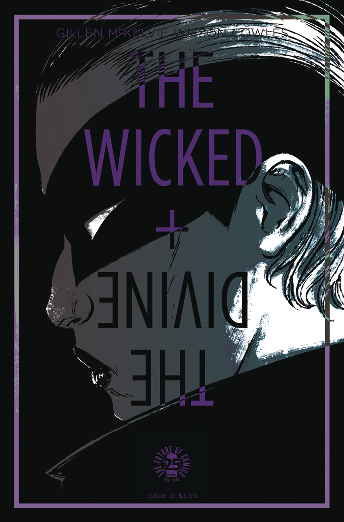 WICKED & DIVINE #31 CVR B CAMPBELL (MR)
