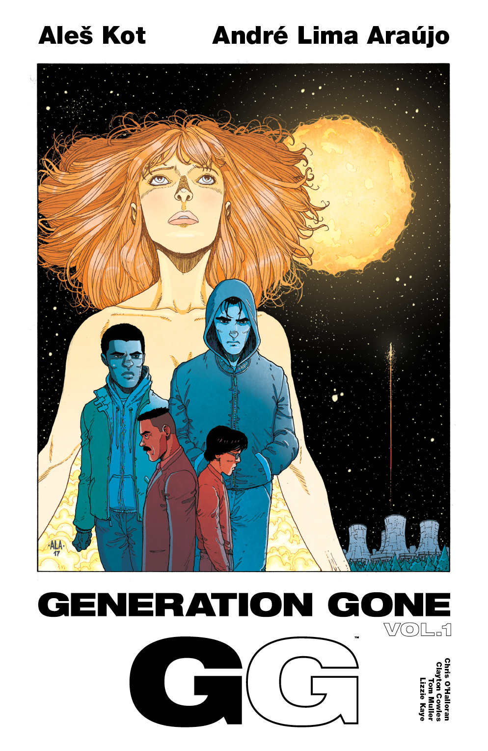 GENERATION GONE TP VOL 01 (MR)