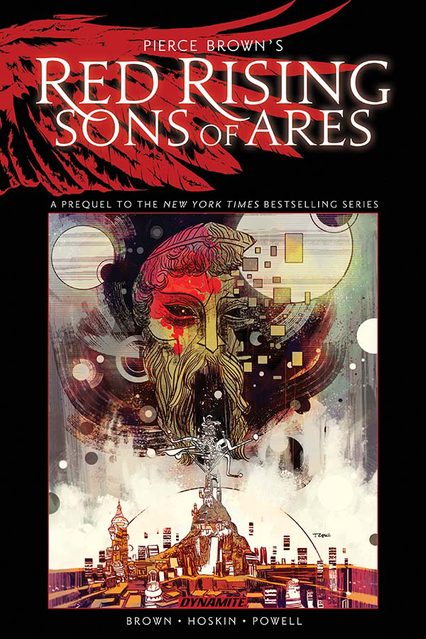 PIERCE BROWN RED RISING SON OF ARES HC (NOV171532)