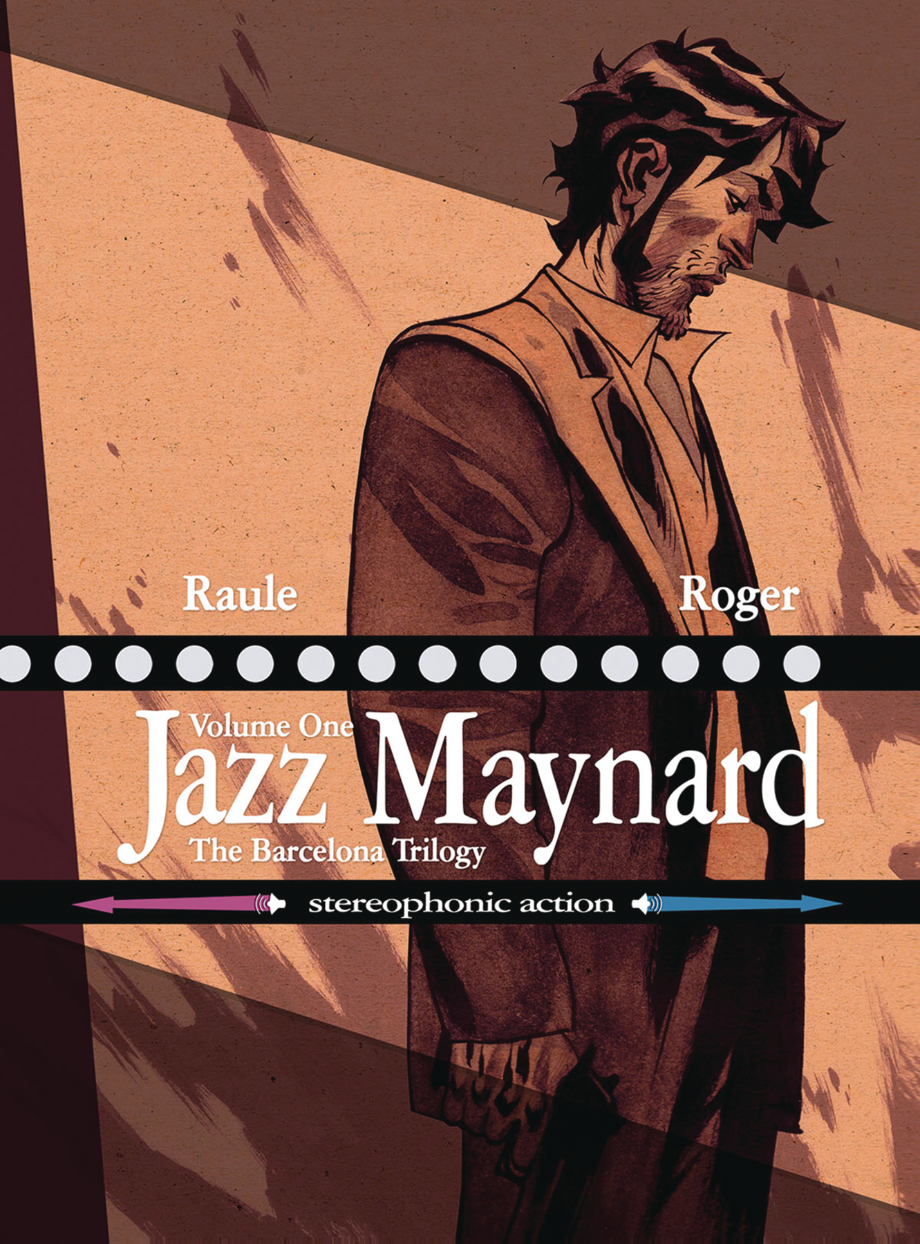 JAZZ MAYNARD HC VOL 01