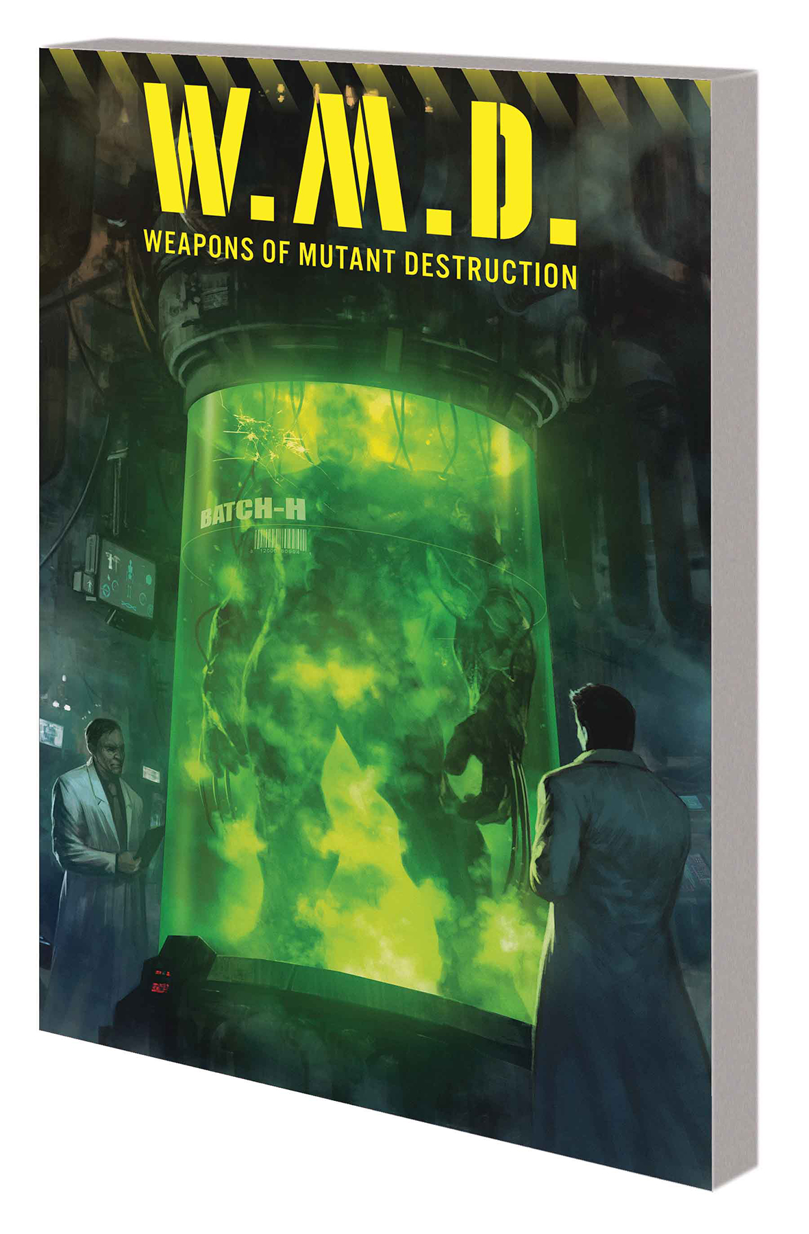 WEAPONS OF MUTANT DESTRUCTION TP