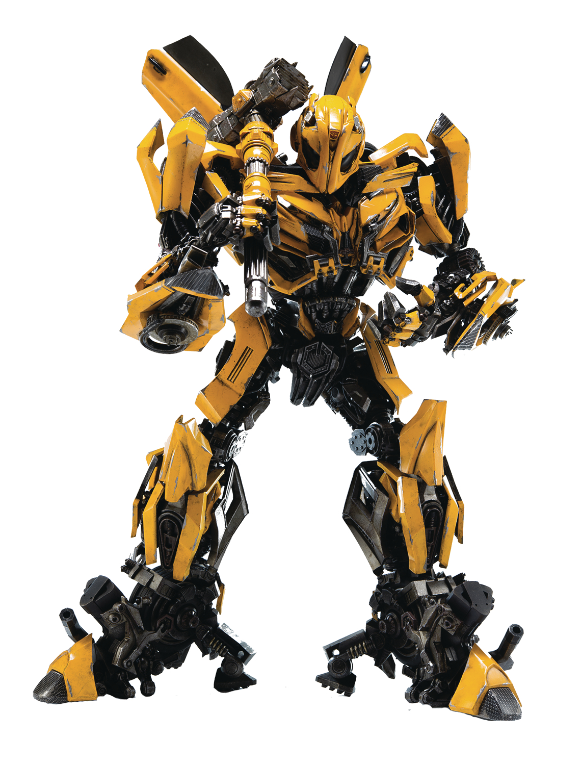 TRANSFORMERS LAST KNIGHT BUMBLEBEE PREMIUM SCALE FIG  (