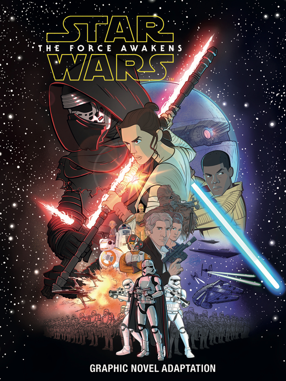 STAR WARS THE FORCE AWAKENS GN