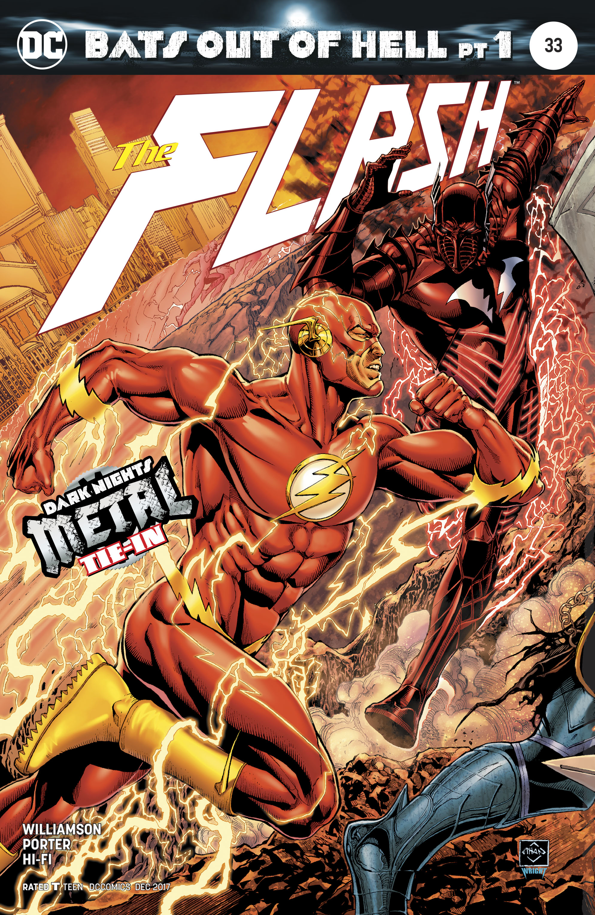 FLASH #33 METAL