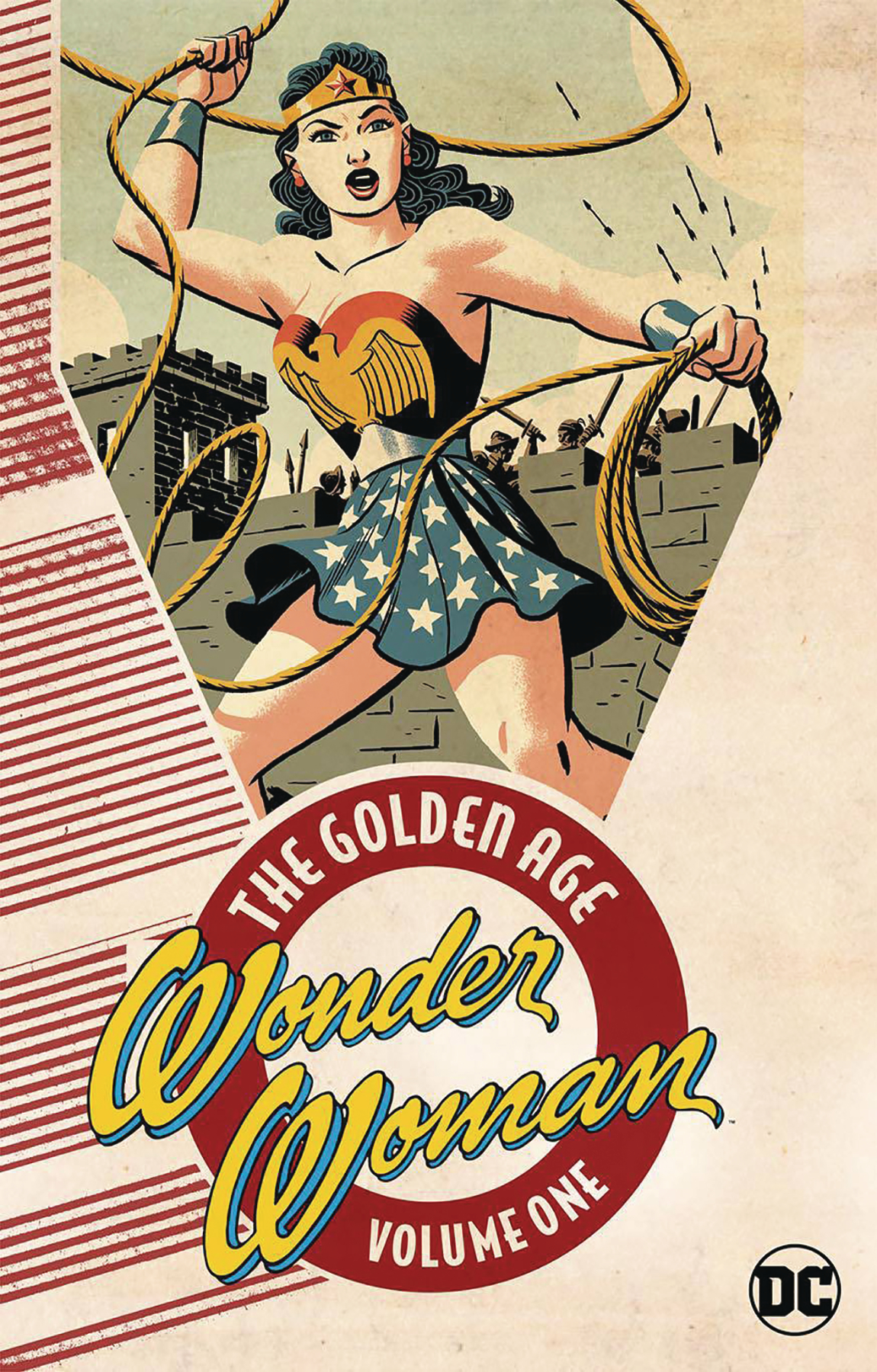 WONDER WOMAN THE GOLDEN AGE TP VOL 01 (AUG170345)