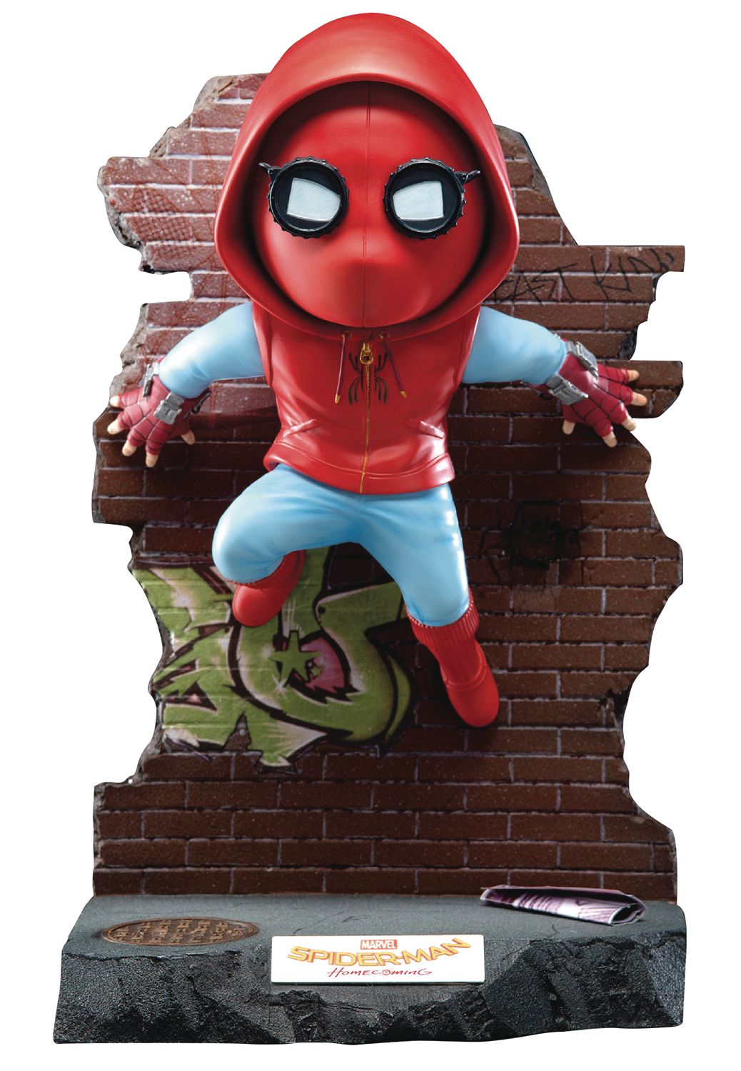 SPIDER-MAN HOMECOMING EA-029 SPIDER-MAN PX STATUE