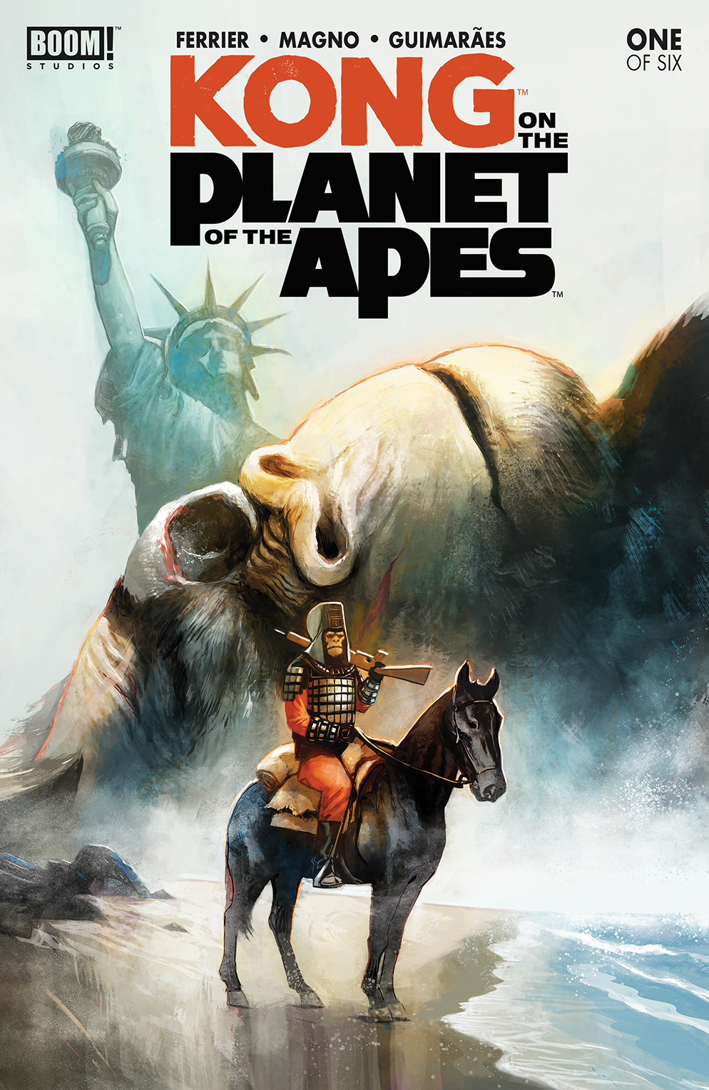 Kong Planet of the Apes