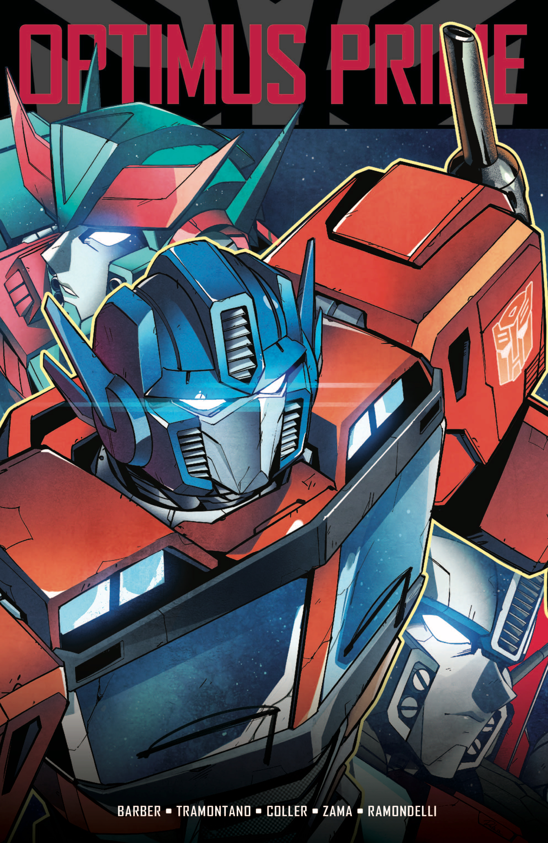TRANSFORMERS OPTIMUS PRIME TP VOL 02