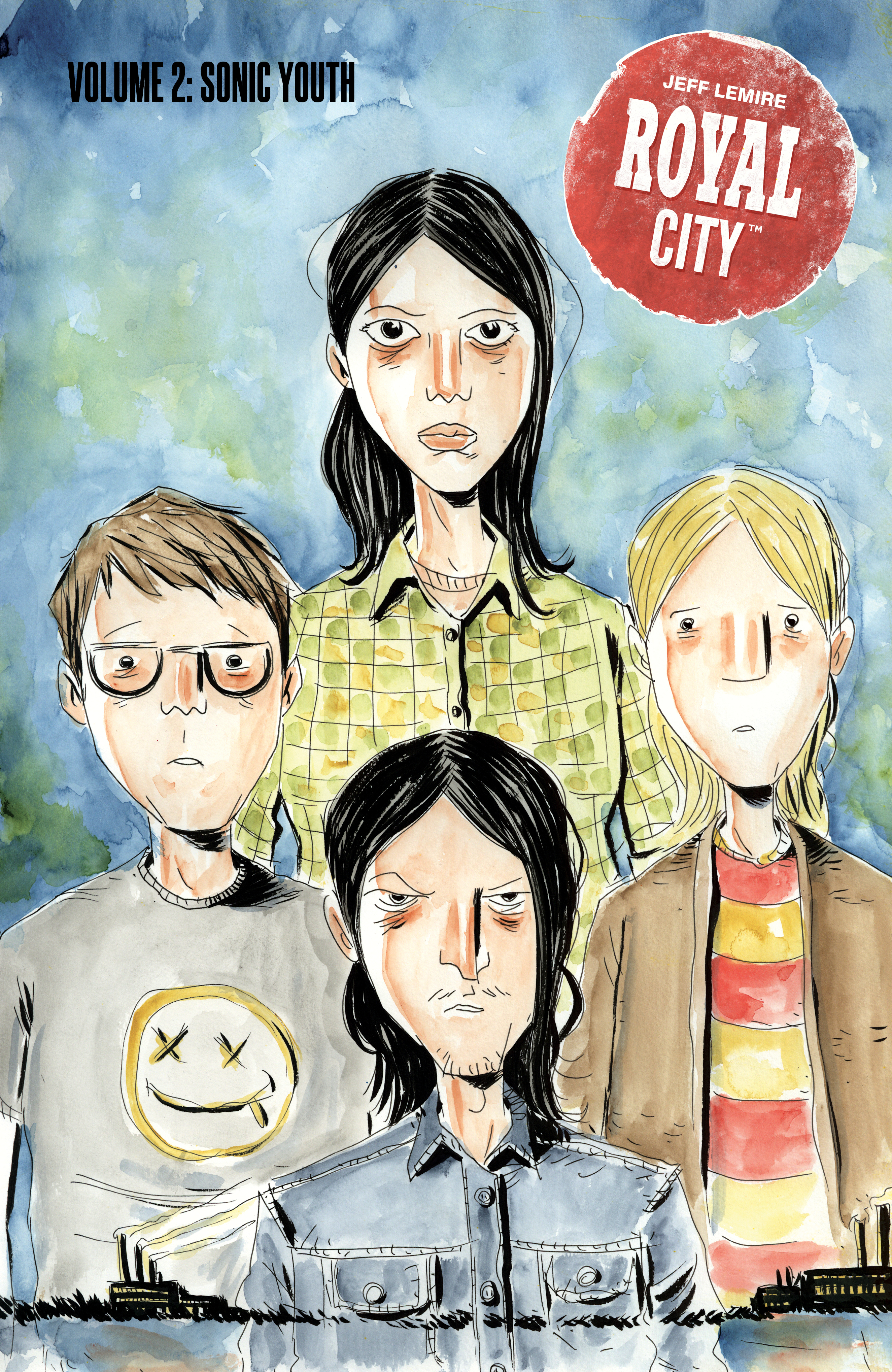 ROYAL CITY TP VOL 02 SONIC YOUTH (FEB180679) (MR)