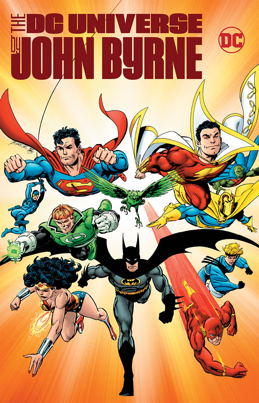 SEP170413 - DC UNIVERSE BY JOHN BYRNE HC - Previews World