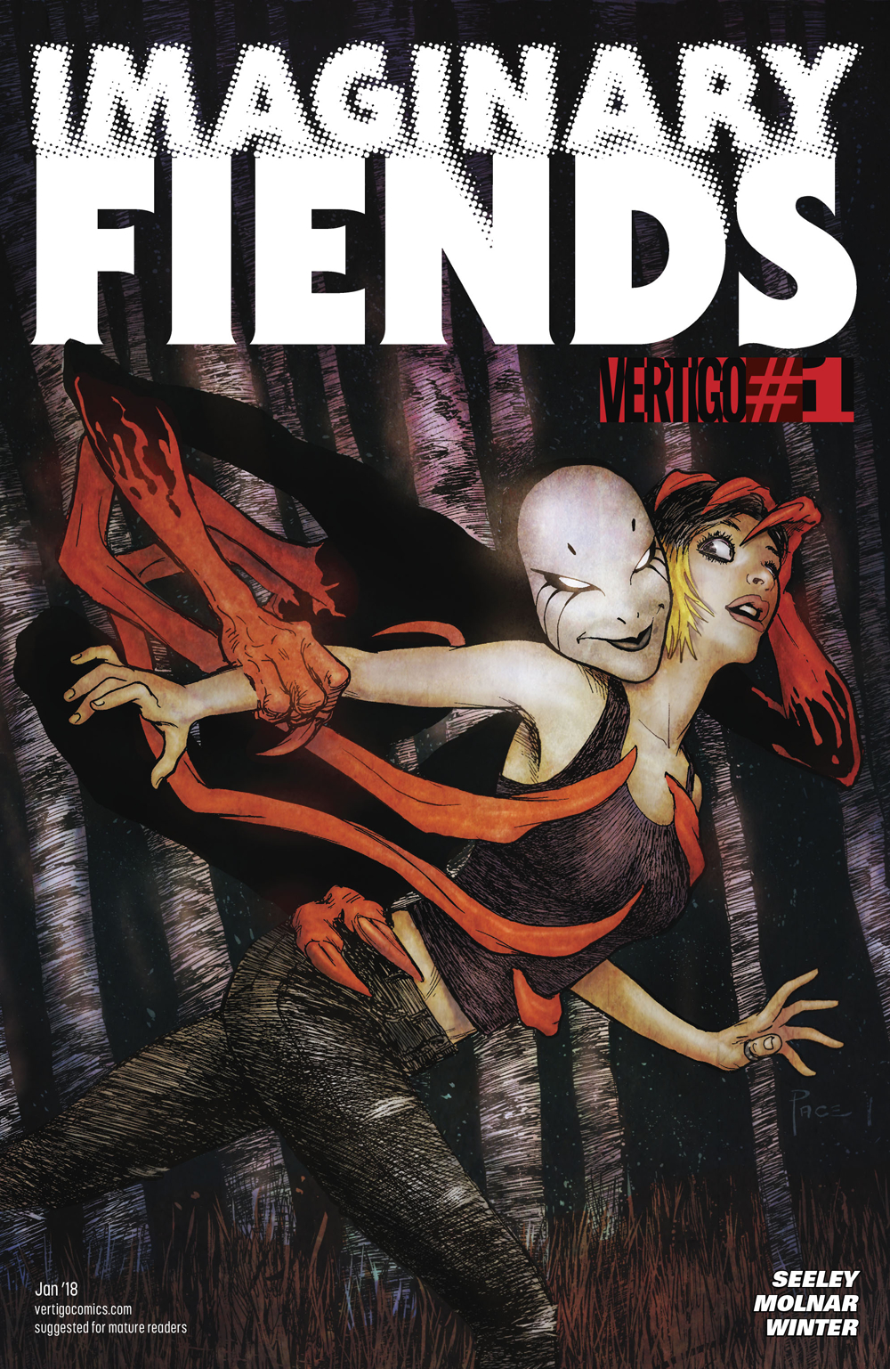 IMAGINARY FIENDS #1 (OF 6) (MR)