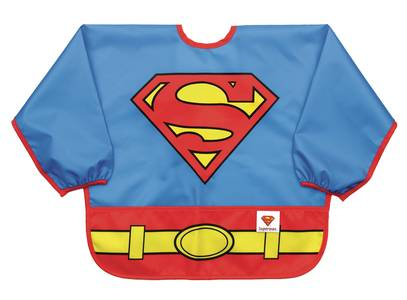 DC COMICS SUPERMAN JR SLEEVED SUPERBIB