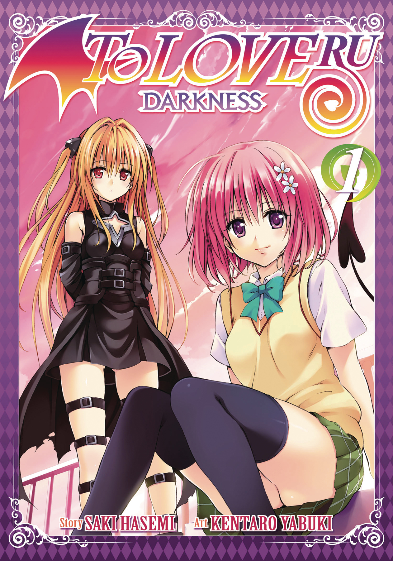 TO LOVE RU DARKNESS GN VOL 01 (OCT171803) (MR)