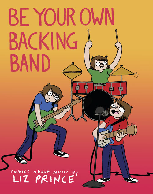 BE YOUR OWN BACKING BAND GN