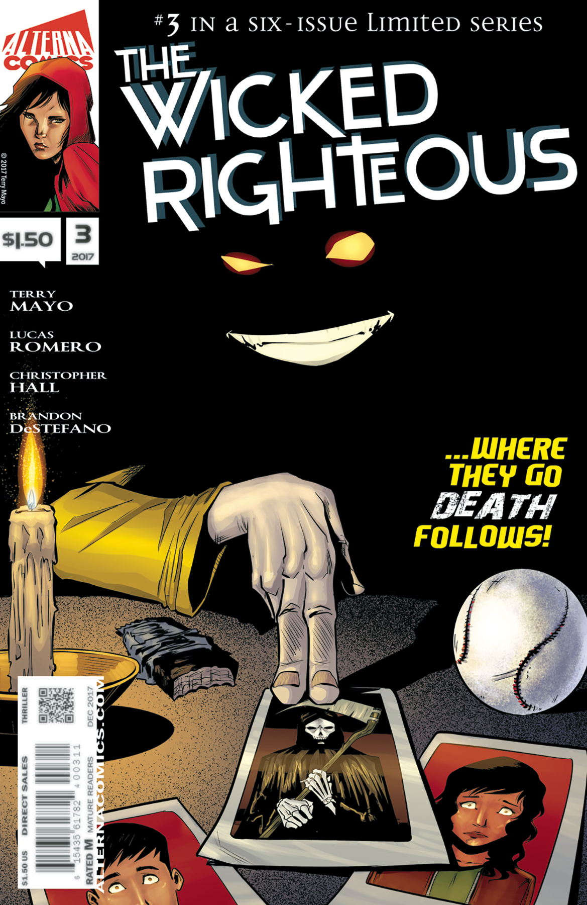 WICKED RIGHTEOUS #3 (OF 6) (MR)