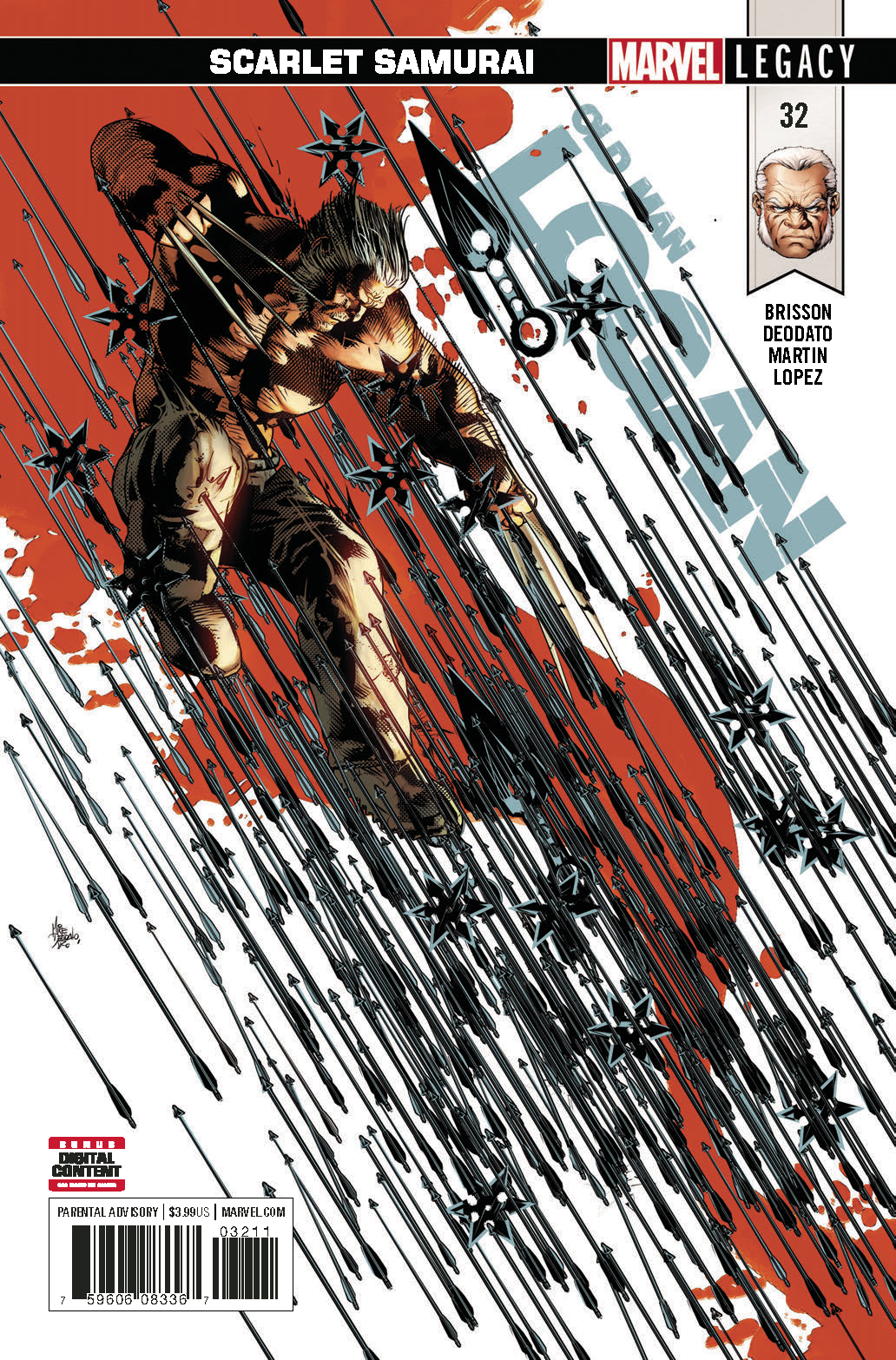 OLD MAN LOGAN #32
