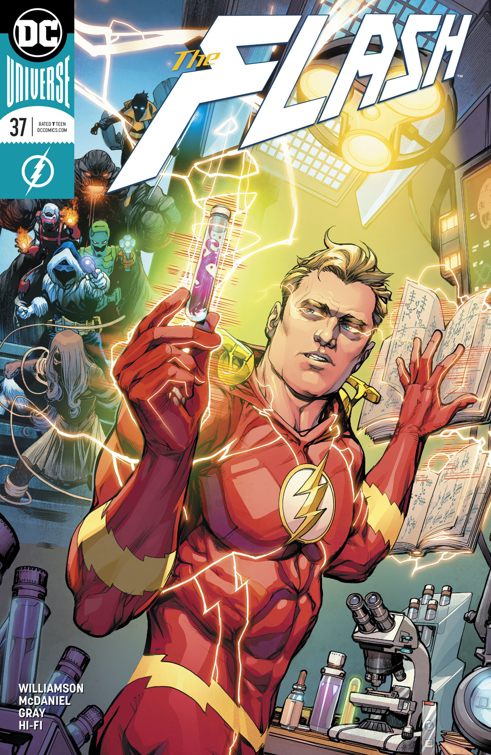 FLASH #37 VAR ED