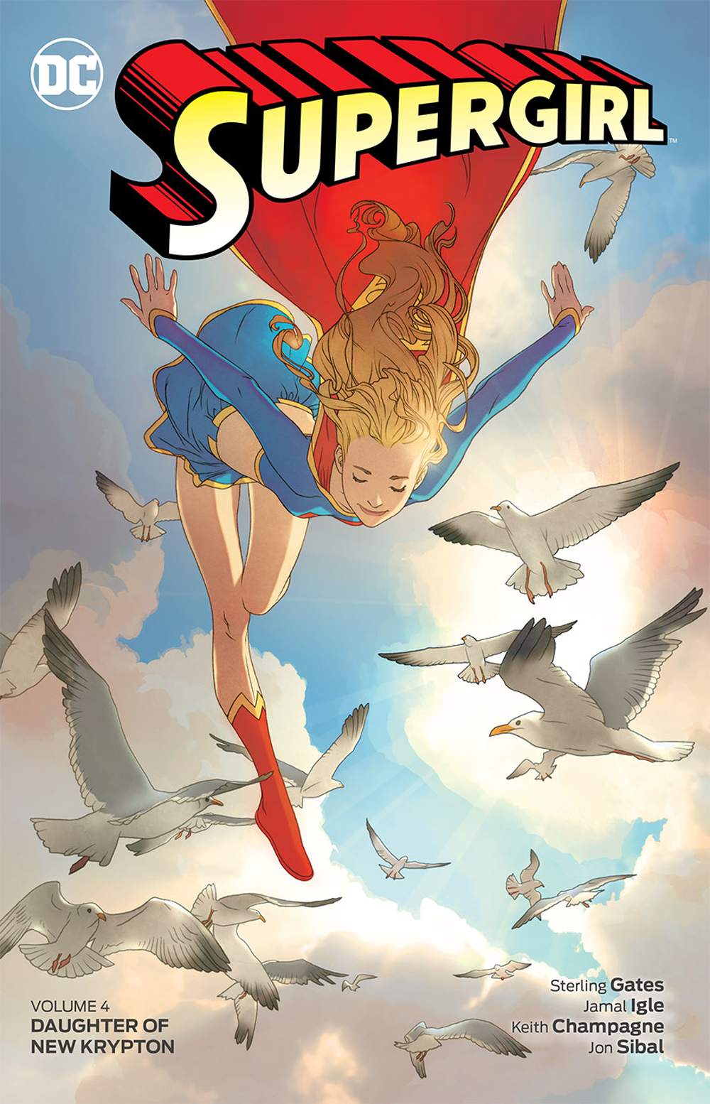 SUPERGIRL TP VOL 04 DAUGHTER OF NEW KRYPTON
