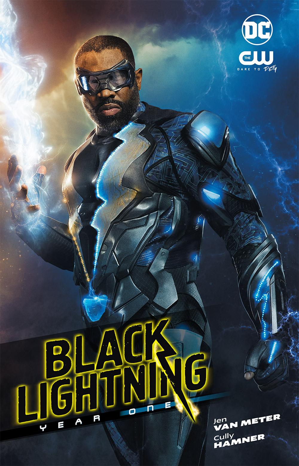BLACK LIGHTNING YEAR ONE TP NEW ED (OCT170366)