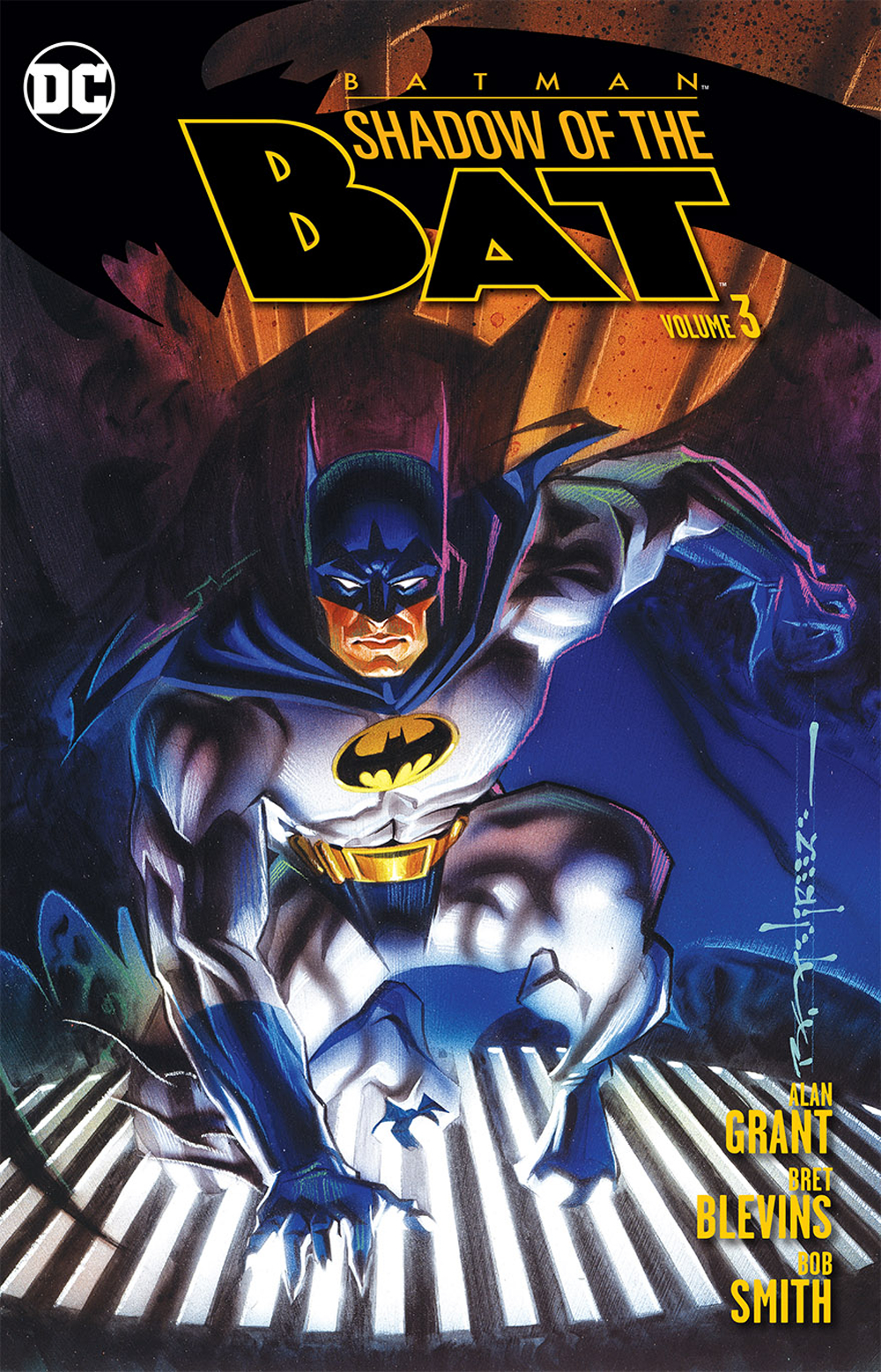 BATMAN SHADOW OF THE BAT TP VOL 03