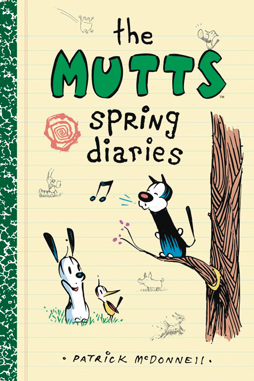 MUTTS SPRING DIARIES TP