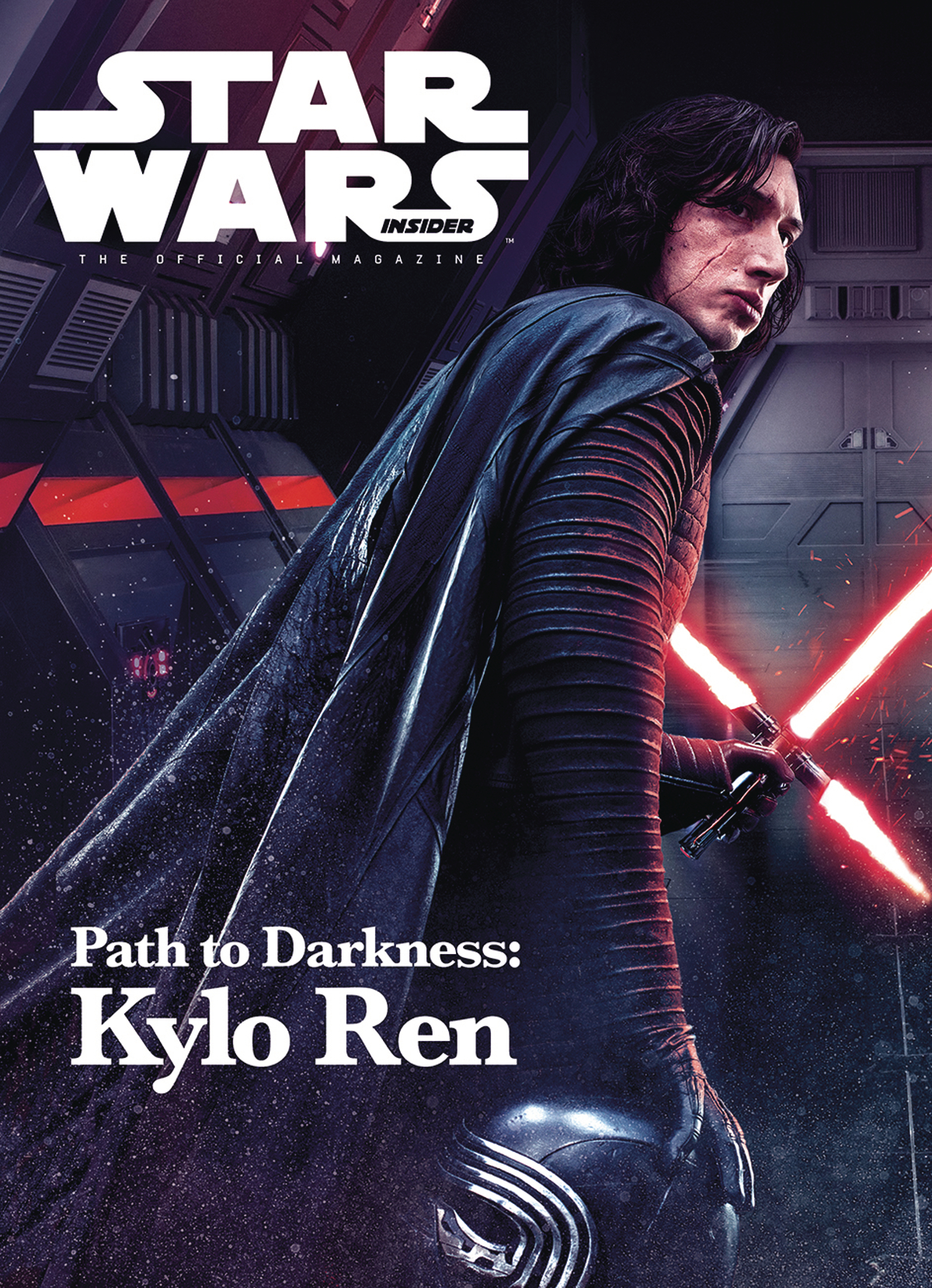 STAR WARS INSIDER #179 NEWSSTAND ED