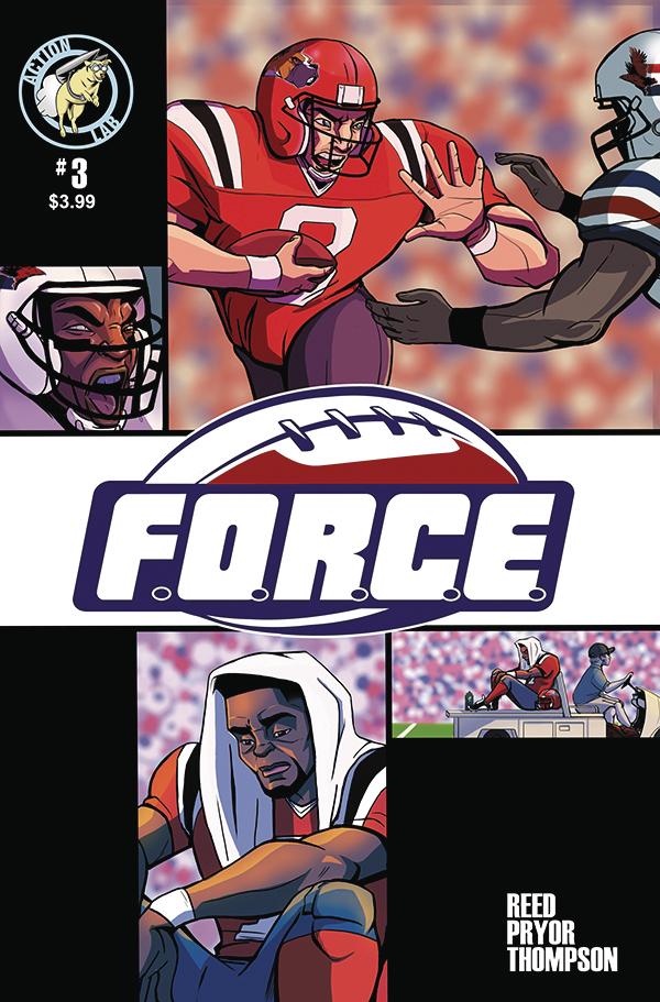 FORCE #3