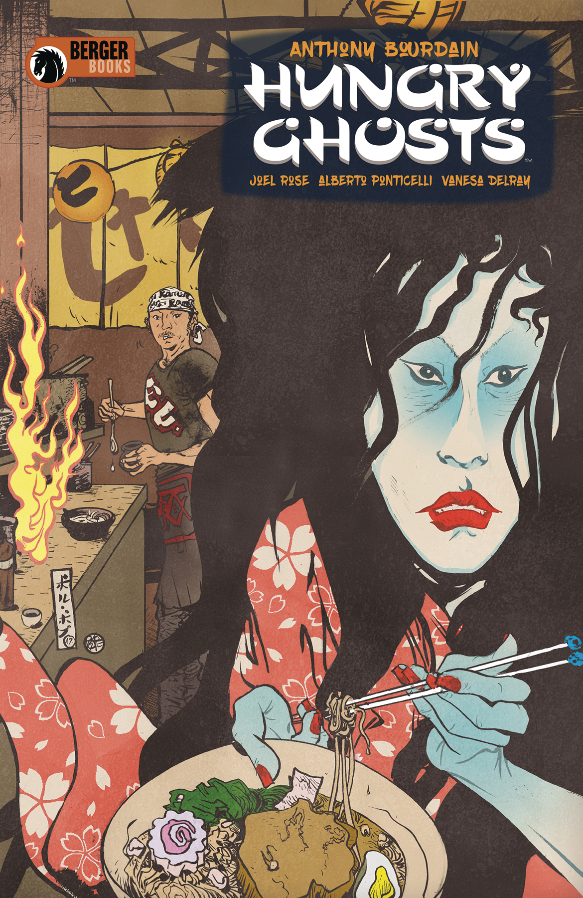 Image result for hungry ghosts #1