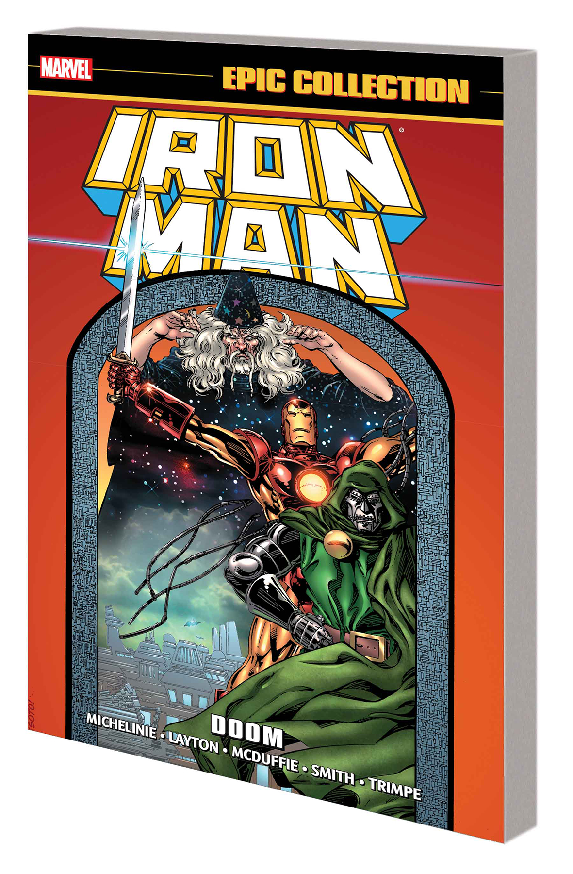 IRON MAN EPIC COLLECTION TP DOOM