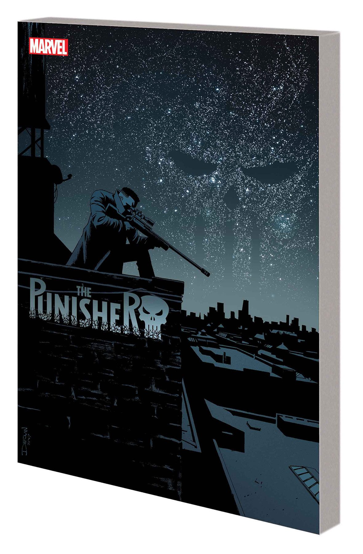PUNISHER TP VOL 03 KING OF NEW YORK STREETS