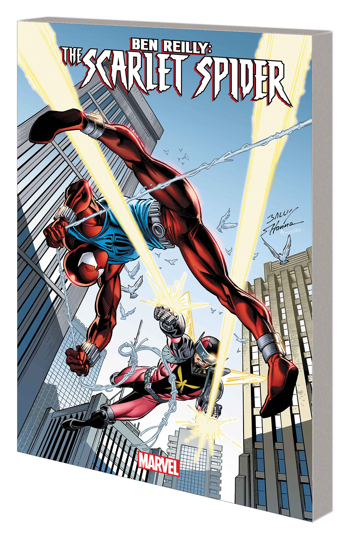 BEN REILLY SCARLET SPIDER TP VOL 02 DEATHS STING