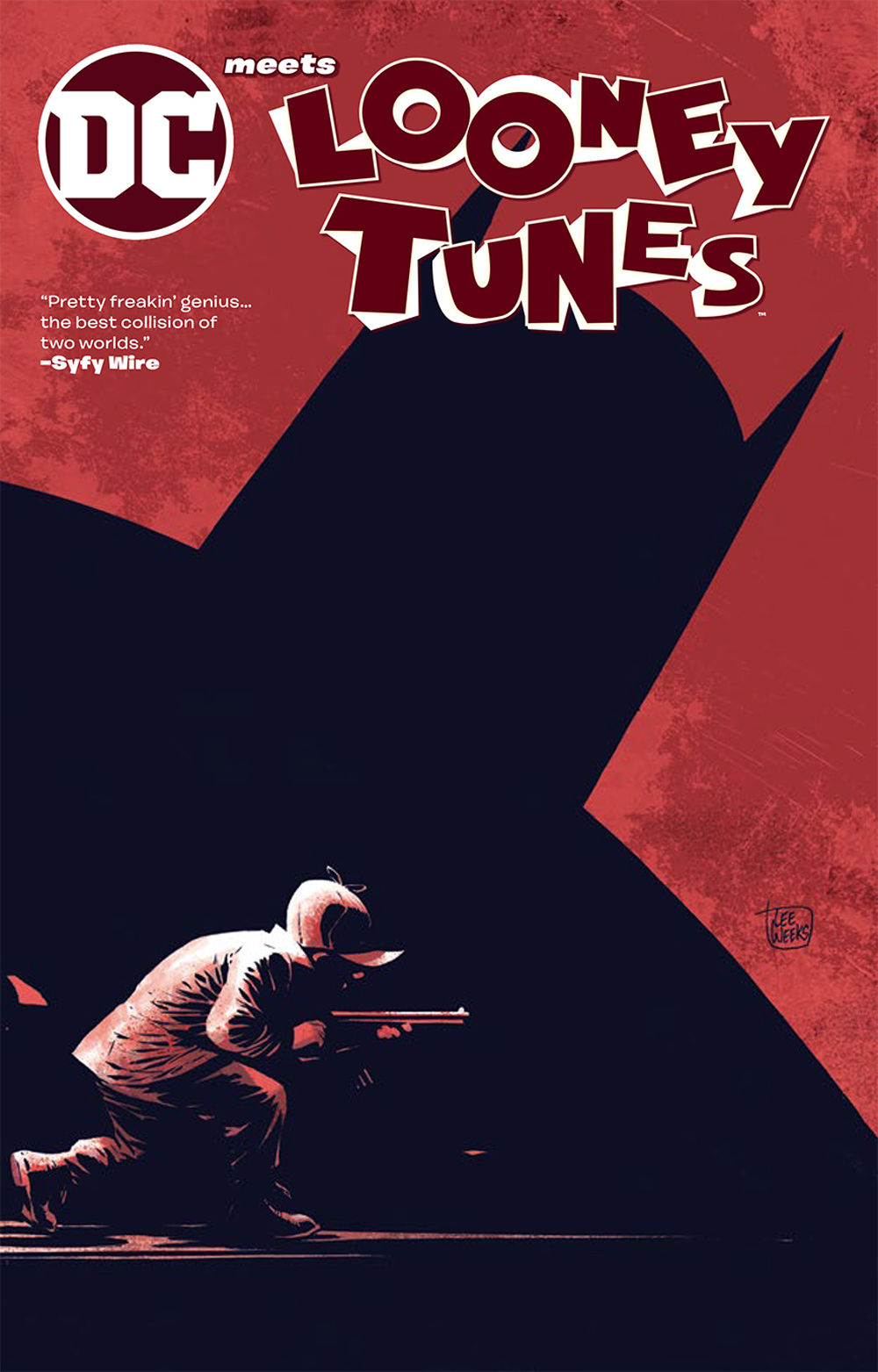 DC MEETS LOONEY TUNES TP