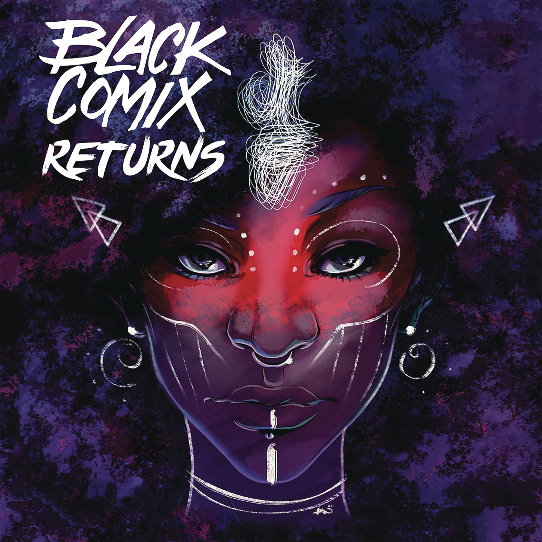 BLACK COMIX RETURNS HC