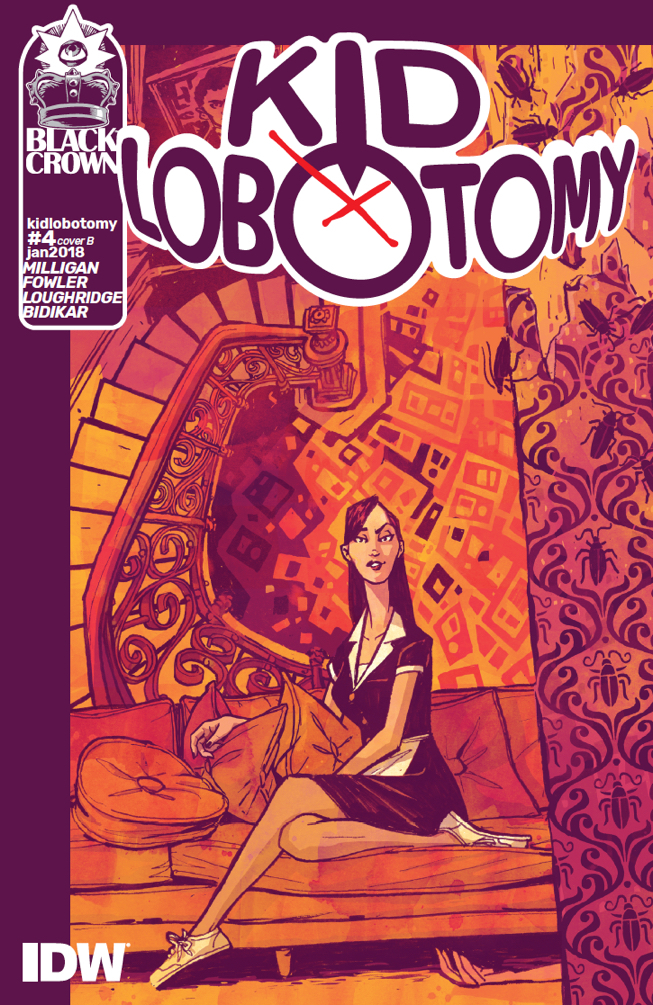 KID LOBOTOMY #4 CVR B PHILLIPS
