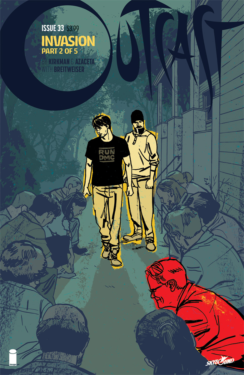 OUTCAST BY KIRKMAN & AZACETA #33 (MR)