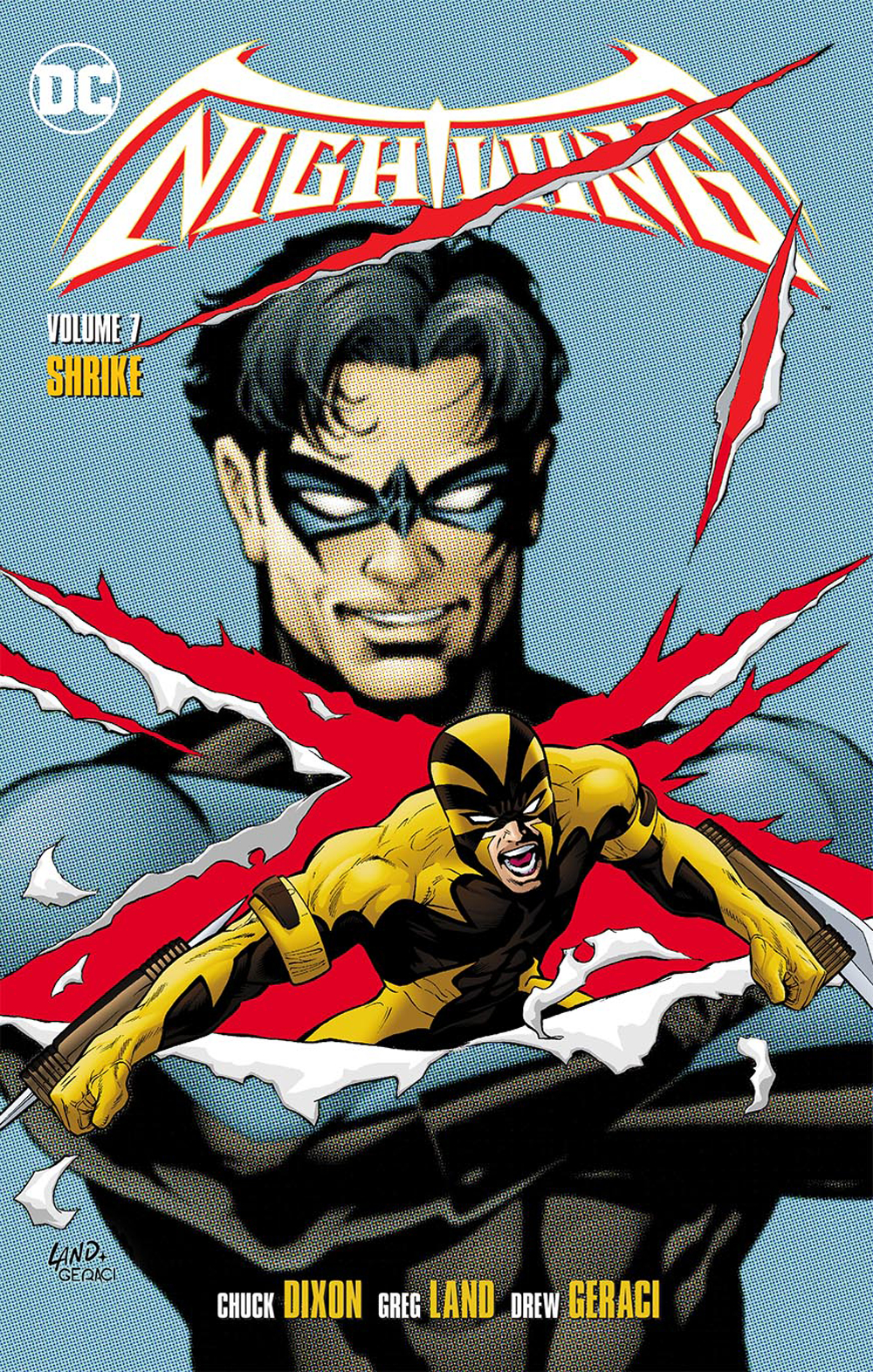 NIGHTWING TP VOL 07 SHRIKE