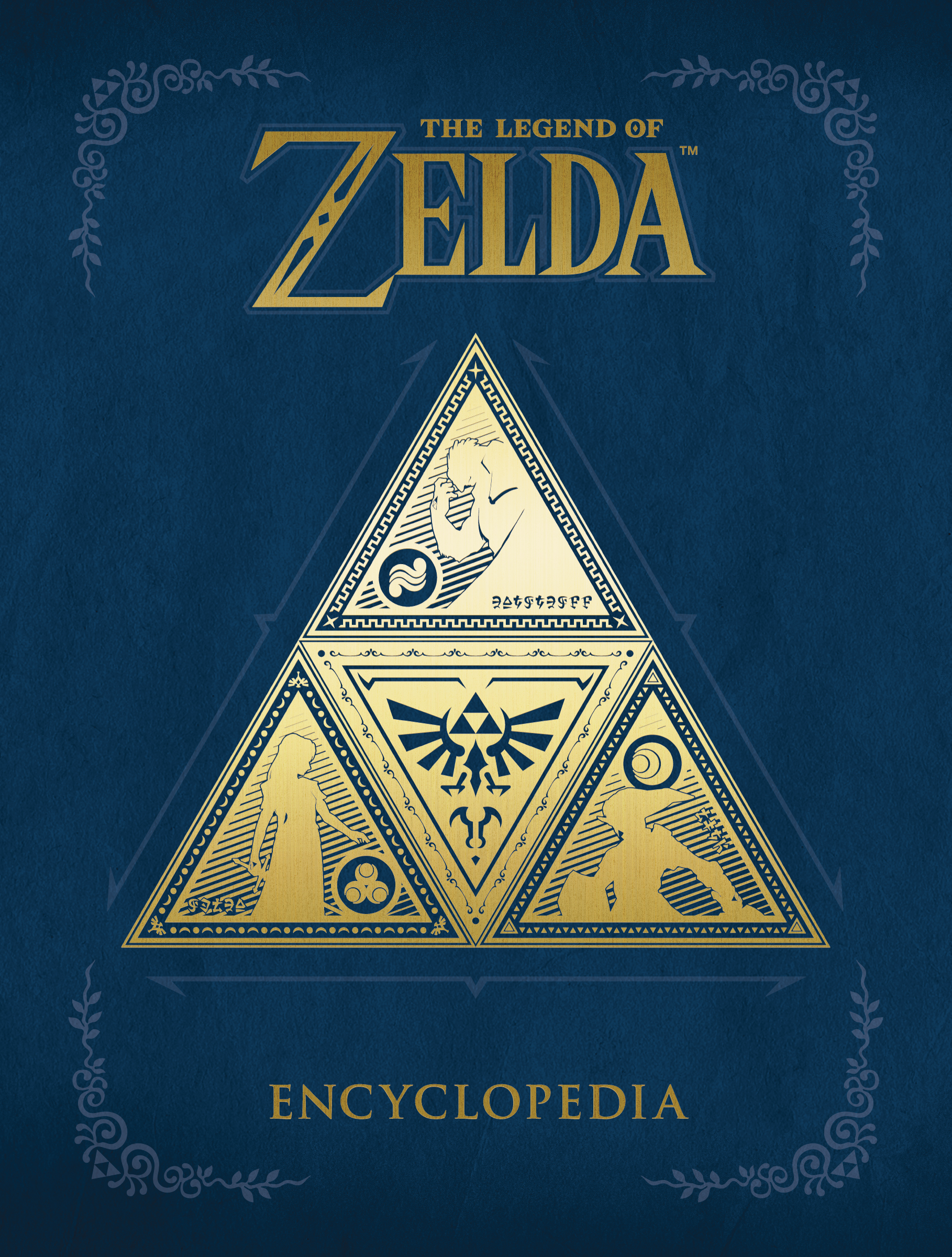 LEGEND OF ZELDA ENCYCLOPEDIA HC (DEC170068)