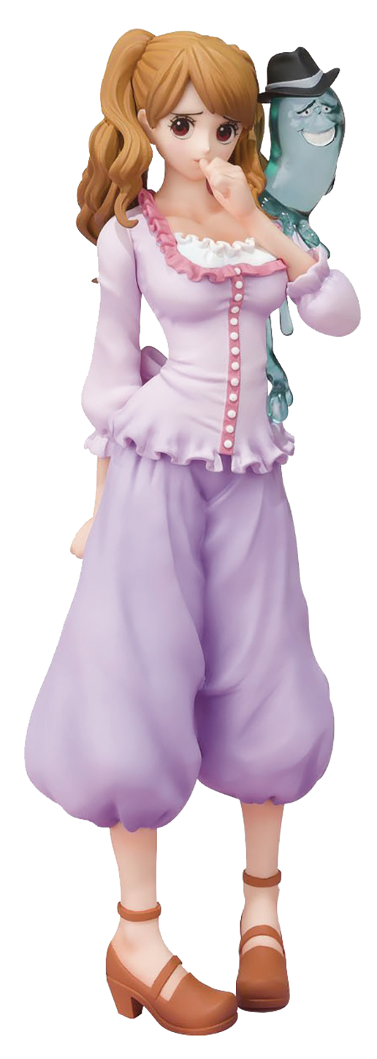 ONE PIECE CHARLOTTE PUDDING S.H.FIGUARTS FIG