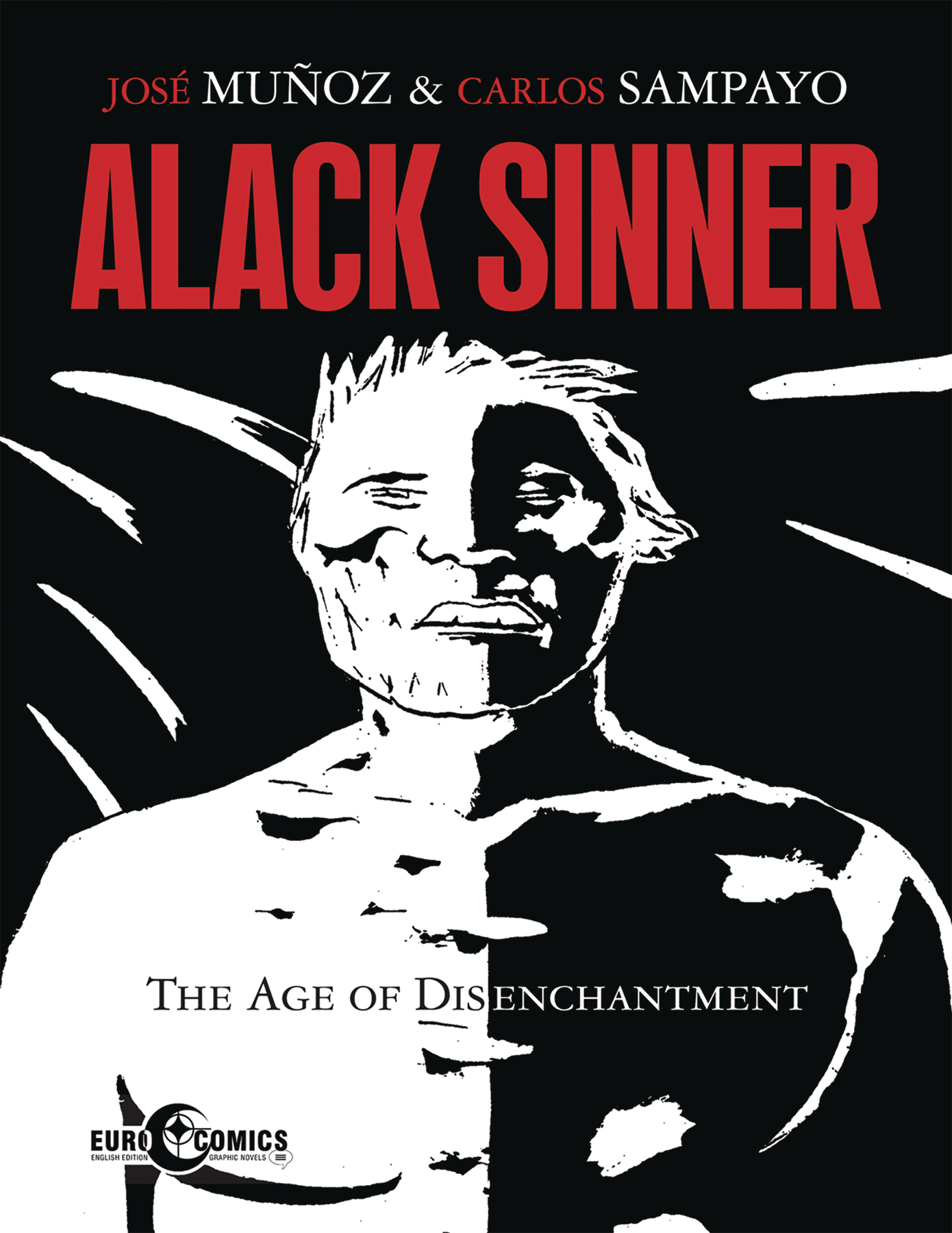ALACK SINNER AGE OF DISENCHANTMENT TP